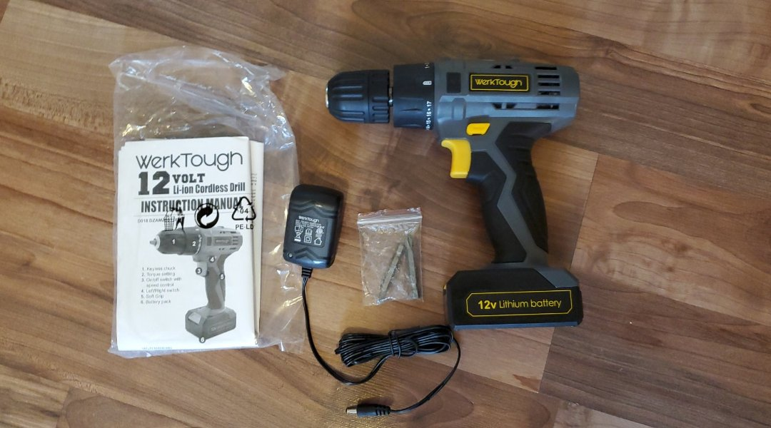 Amazing drill at a wonderful price!