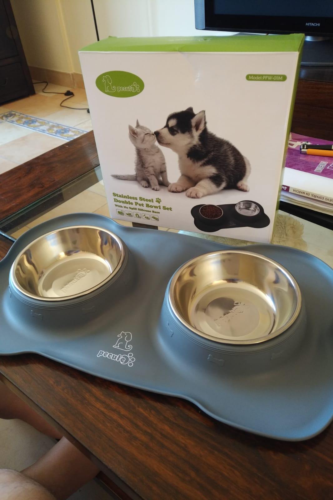 Excelente solución para alimentación de mascota!