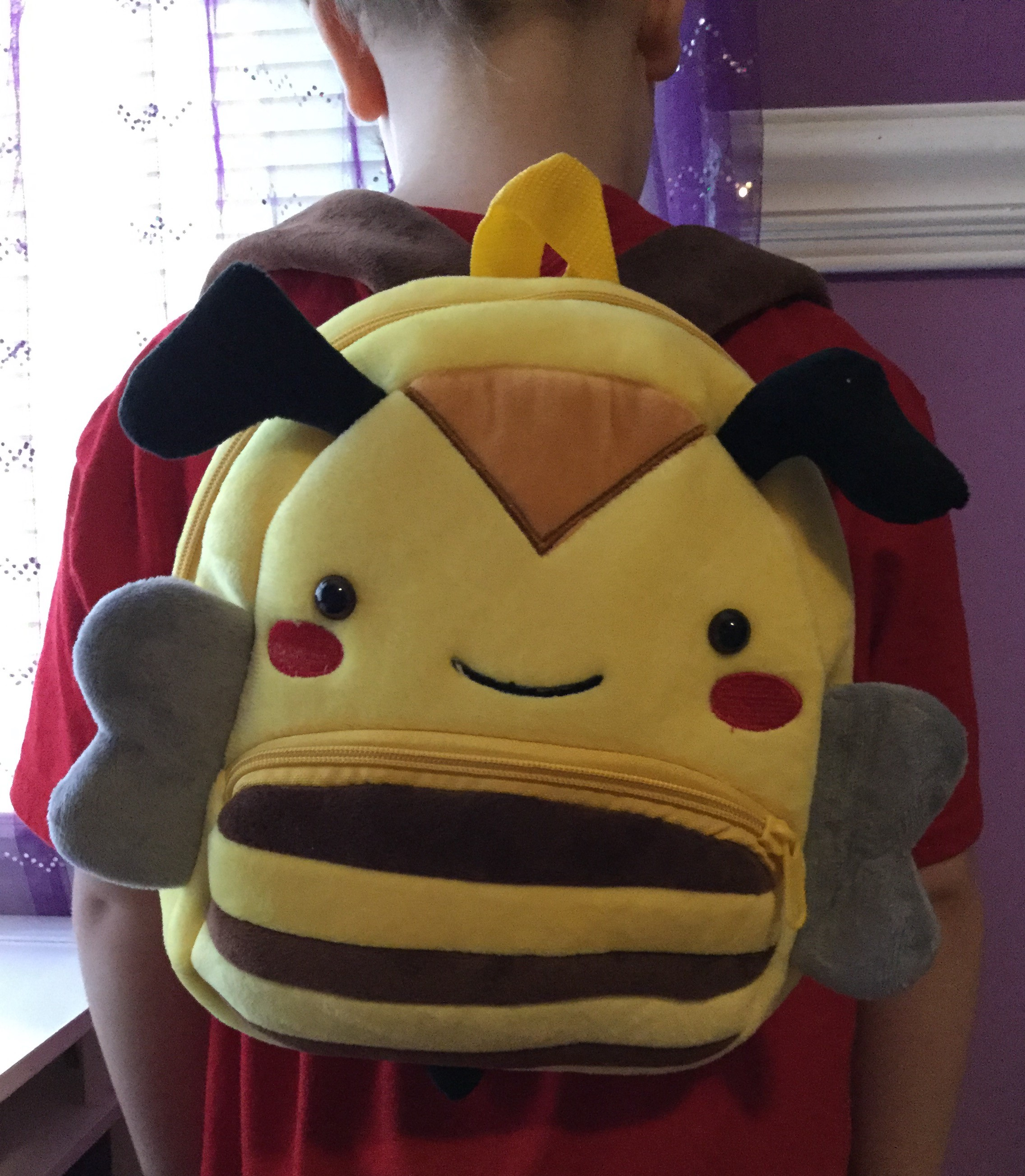 adorable 3D backpack