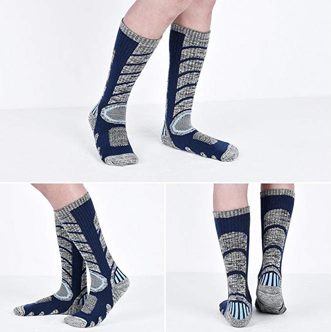 Ski Socks Outdoor Warm Wool Sports Socks
