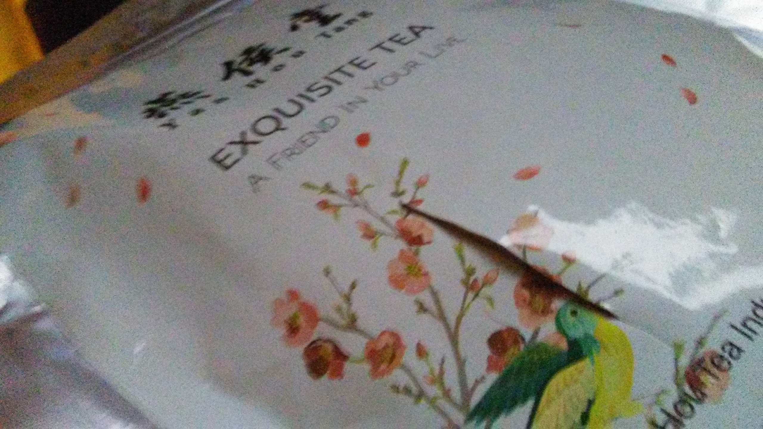 Tea arrived damaged, I was refunded but never got a chance to try the tea.