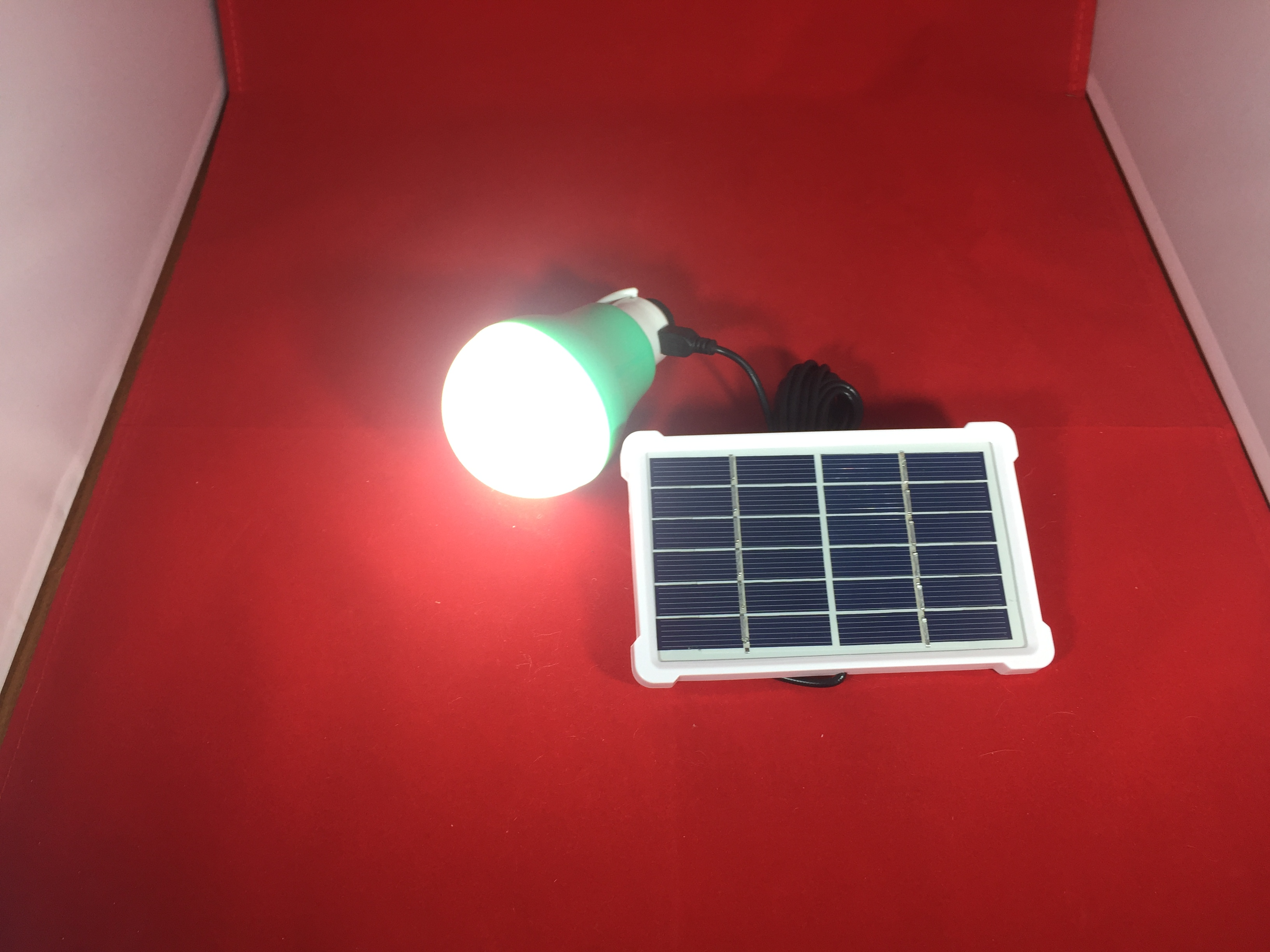 Fantastic solar light