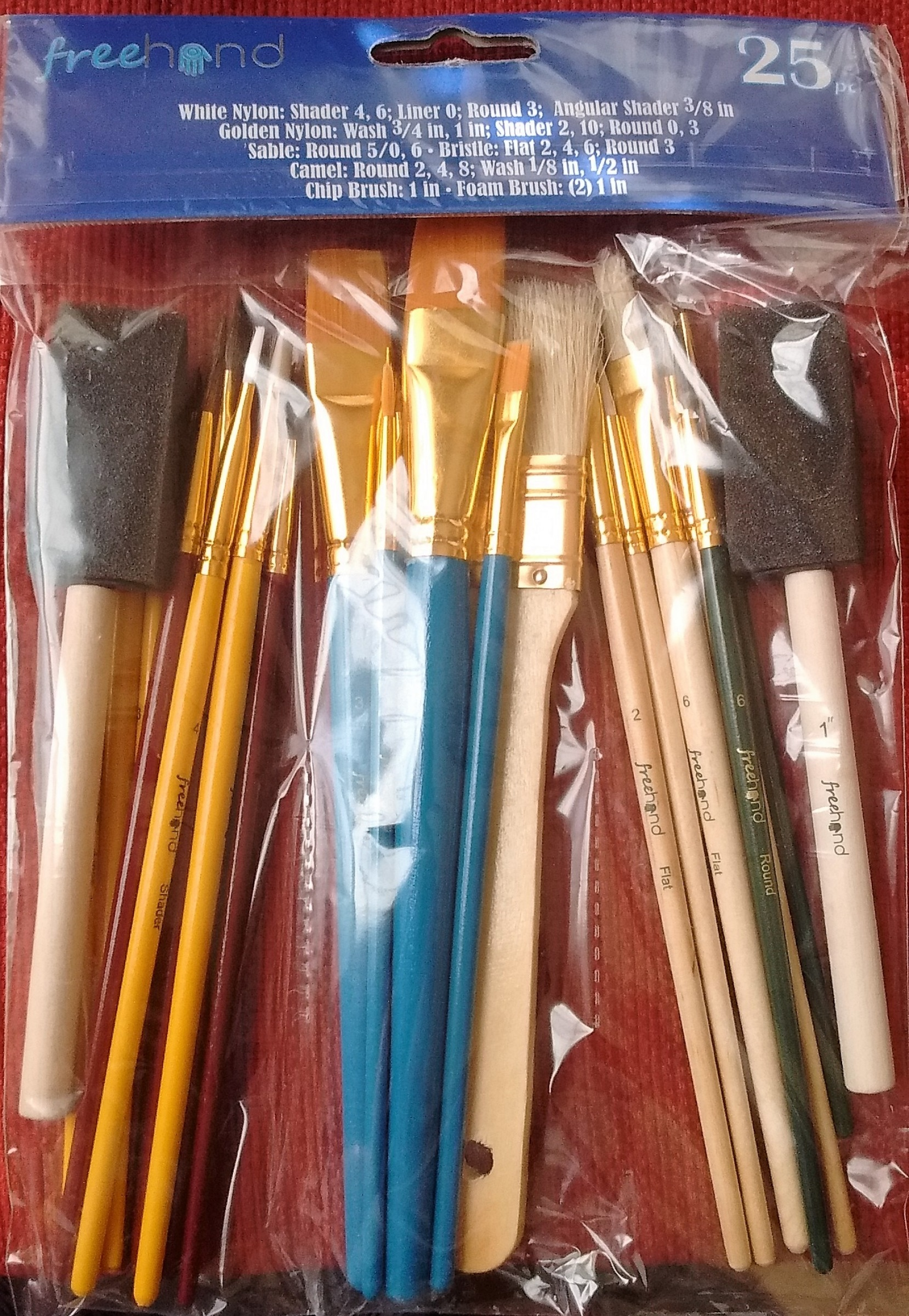 brushes set free hands oil painting set