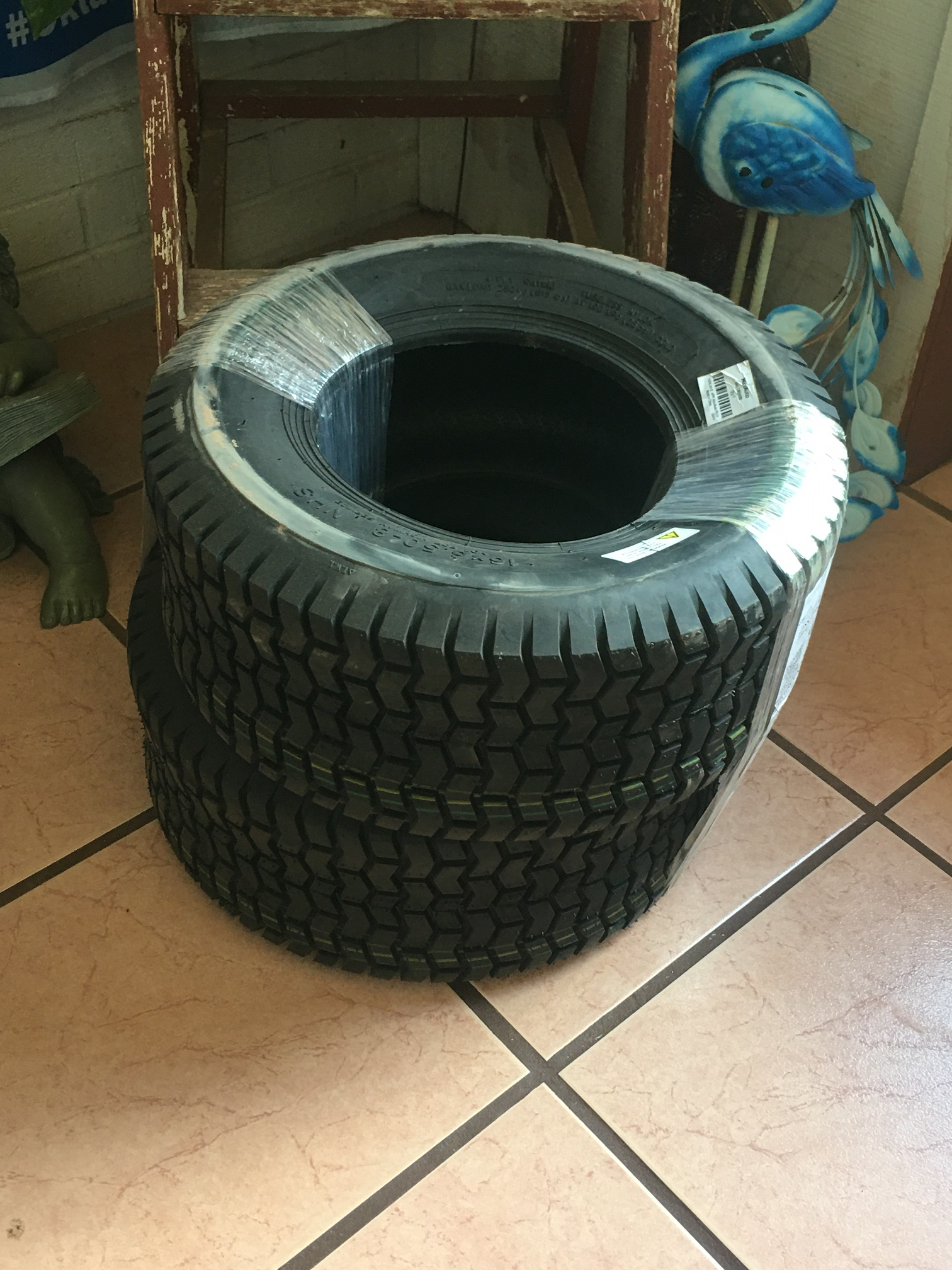 MAXAUTO Lawn Tractor Tires
