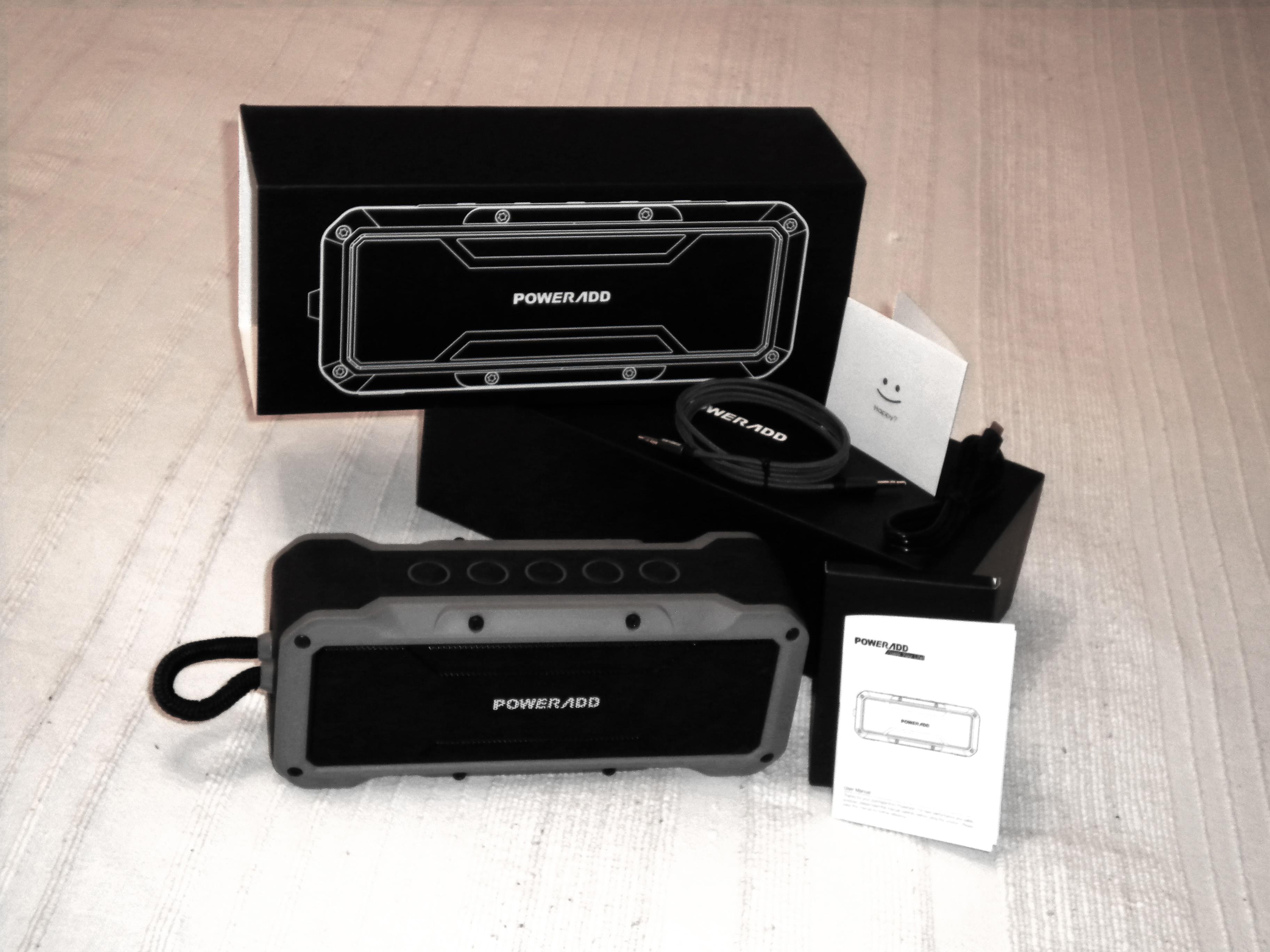 Ottimo altoparlante Bluetooth, robusto, funzionale e potente