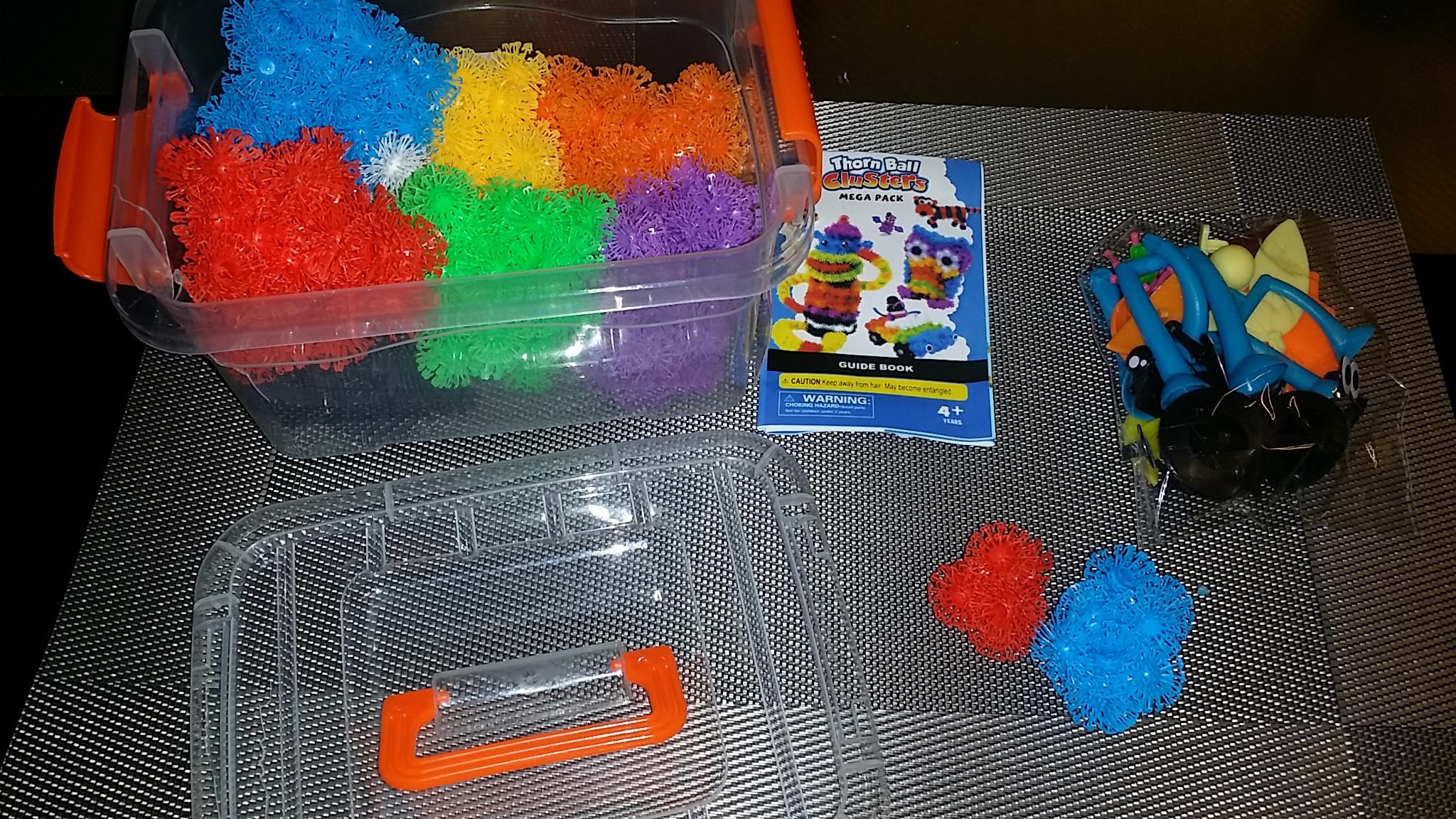 Ein Spielzeug, mit dem Kinder ihre Phantasie ausleben können.