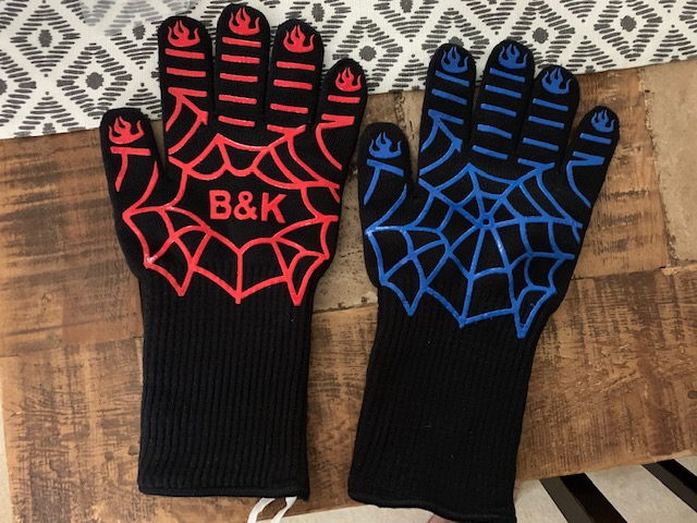 BBQ Grill Cooking Gloves