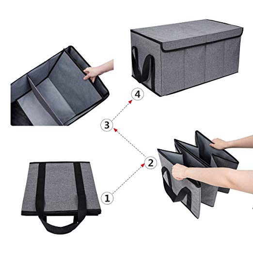 Collapsible Toy Chest Box