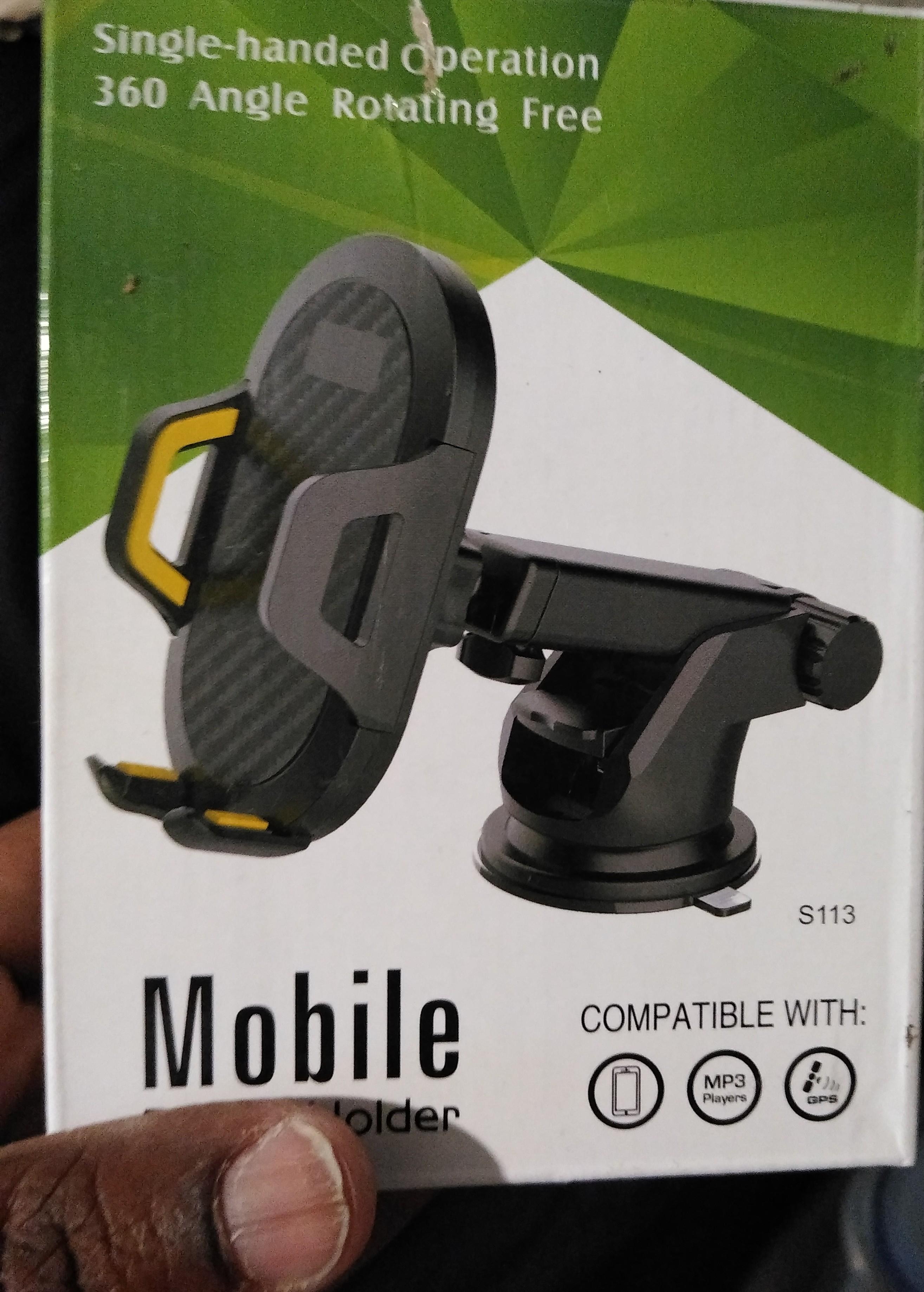 Cellphone Holder & Mount