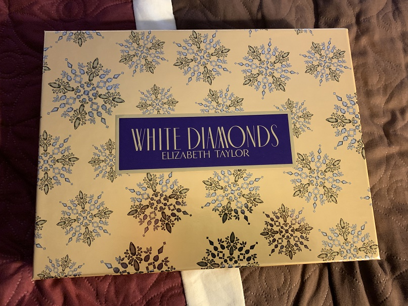 Elizabeth Taylor White Diamonds Gift Set, Happy Wife Happy Life