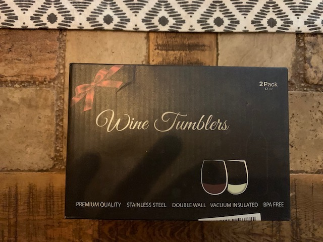 Great Wine Tumblers!