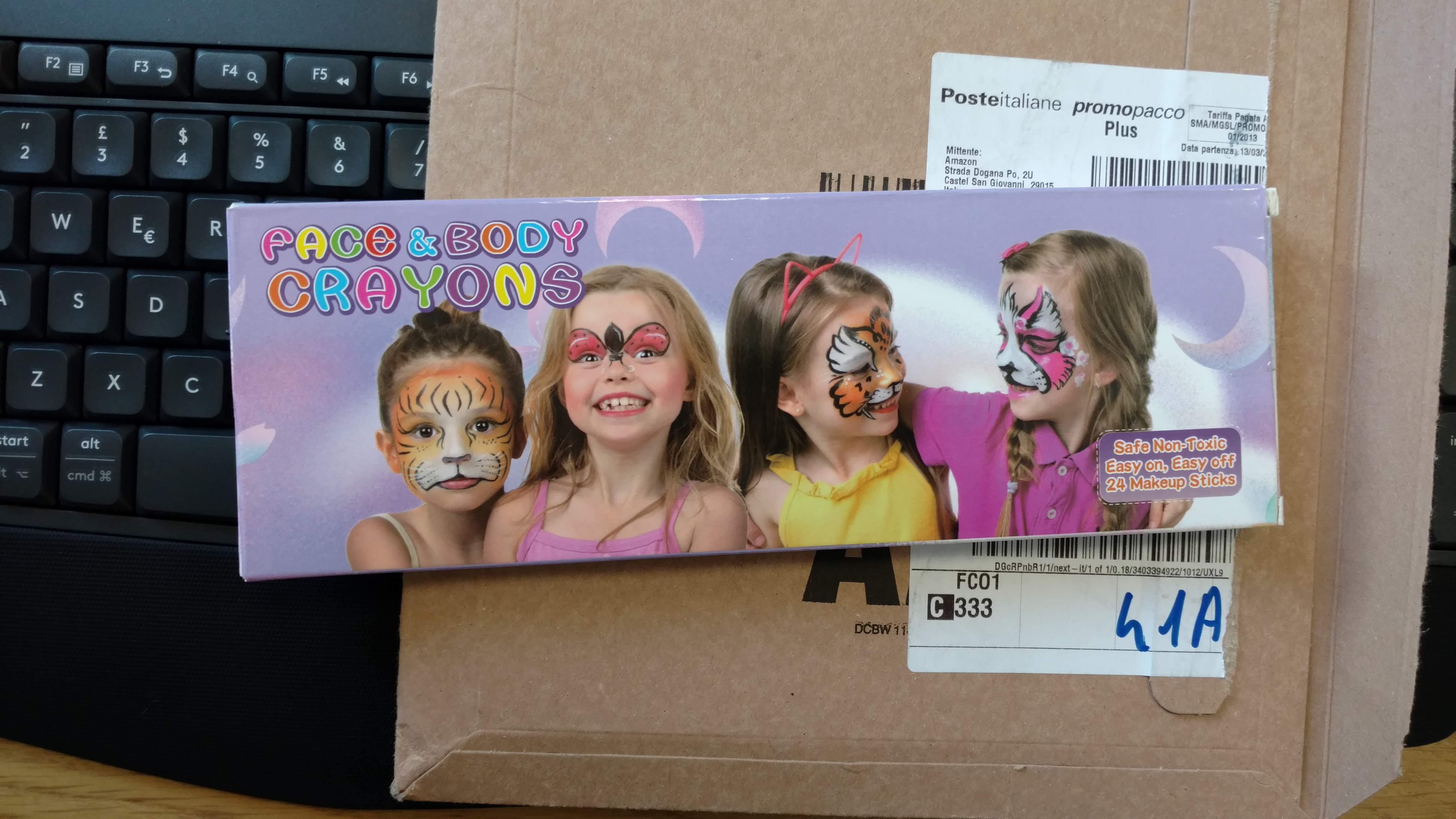 che divertimento per le bambine
