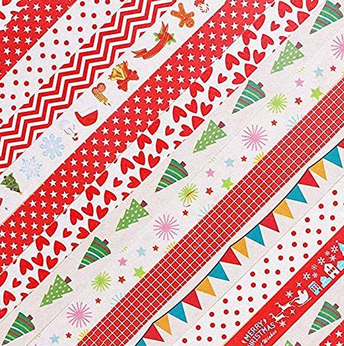 Christmas Washi Tape Set