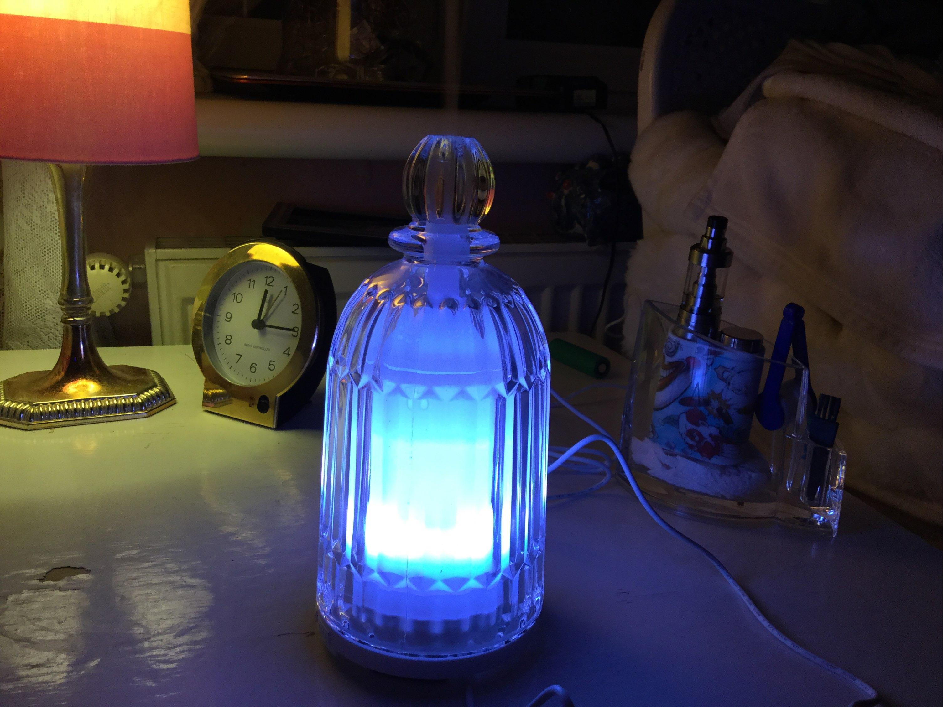 Nette Duftlampe