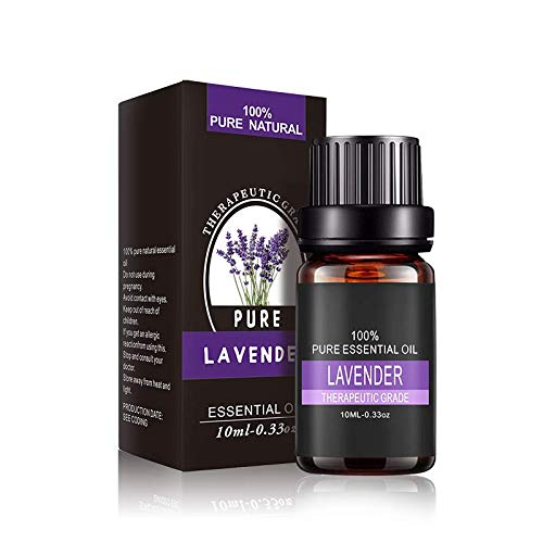 Essential Oils Lavender