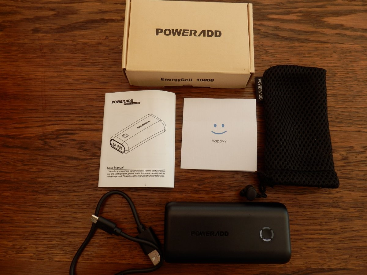 Batería POWERADD Energy Cell 10000mAh