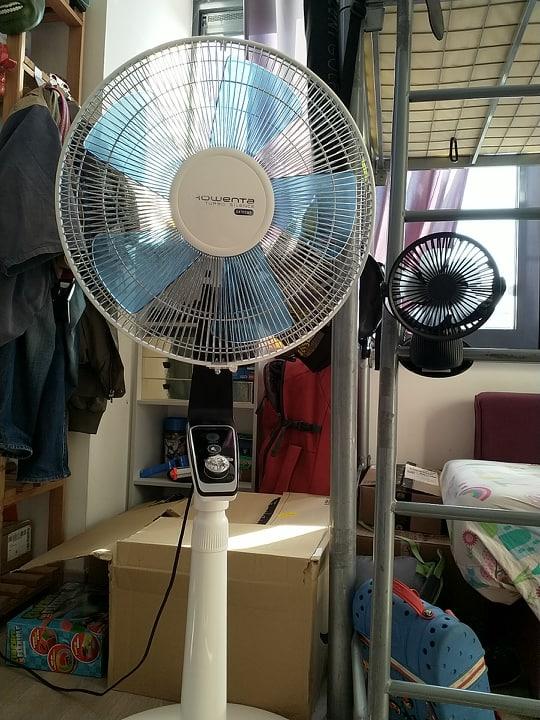 Très bon petit ventilateur !