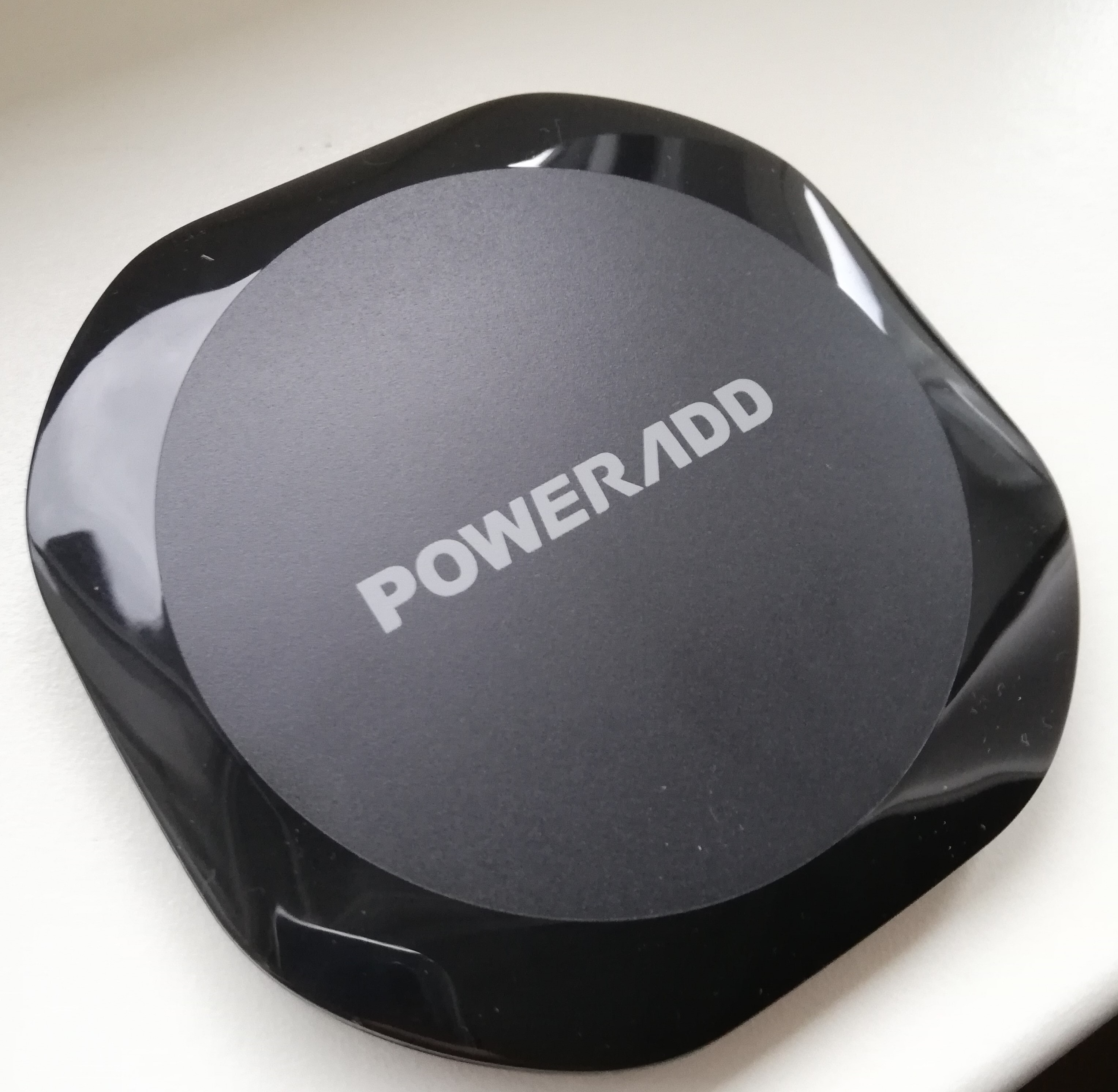 Mittelmäßiger Wireless Charger