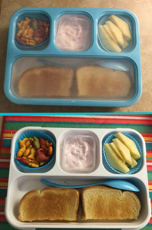 easy bento lunches