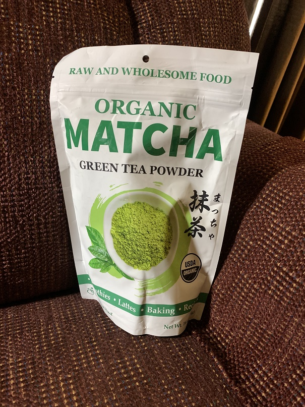 Matcha green tea Powder for smoothies, baking, multiple uses
