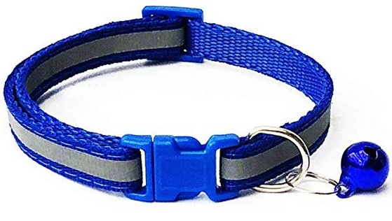 Reflective Pet Collar Adjustable