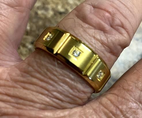 Beautiful Men's Ring