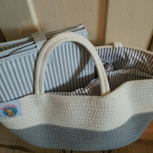 Rope totes are the best!
