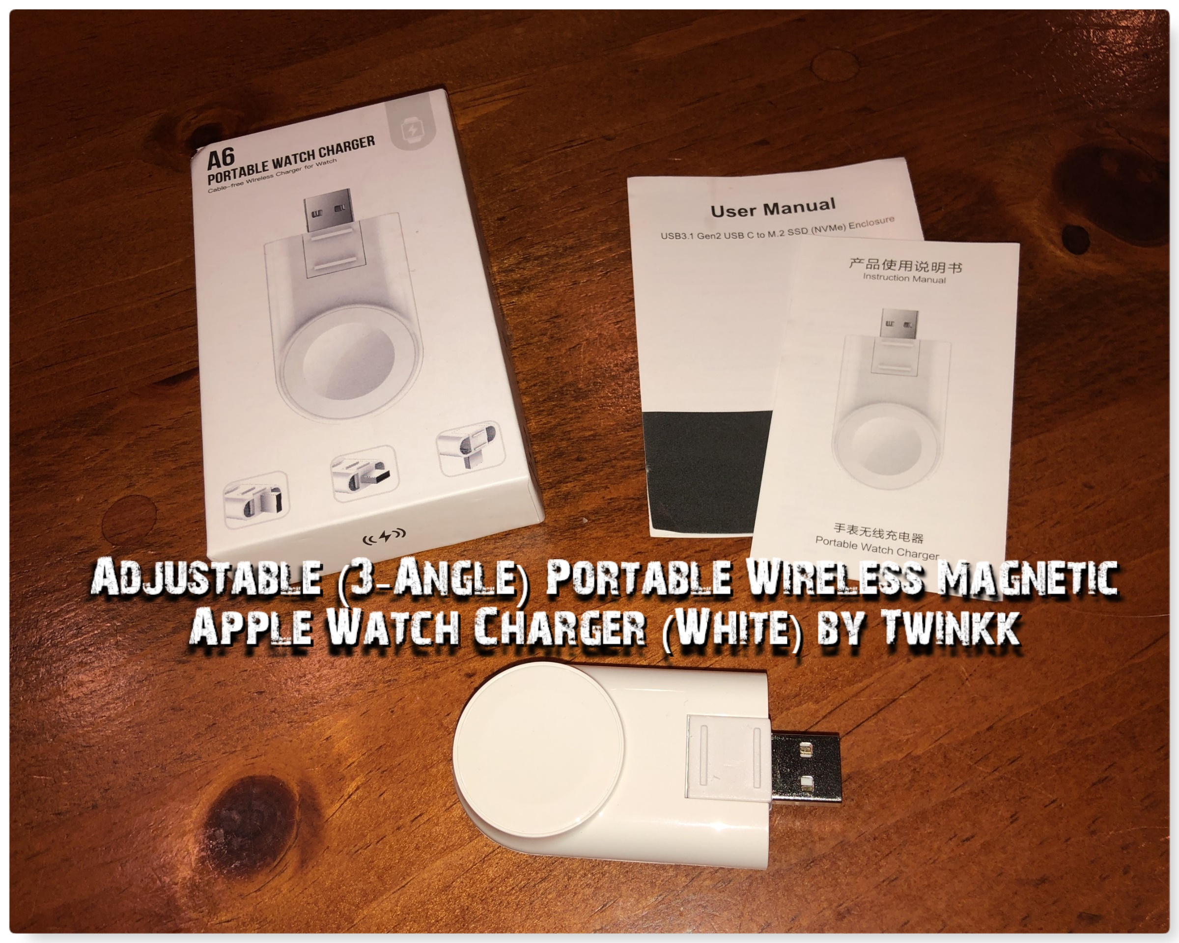 Extreme portability, convenience, and flexibility.