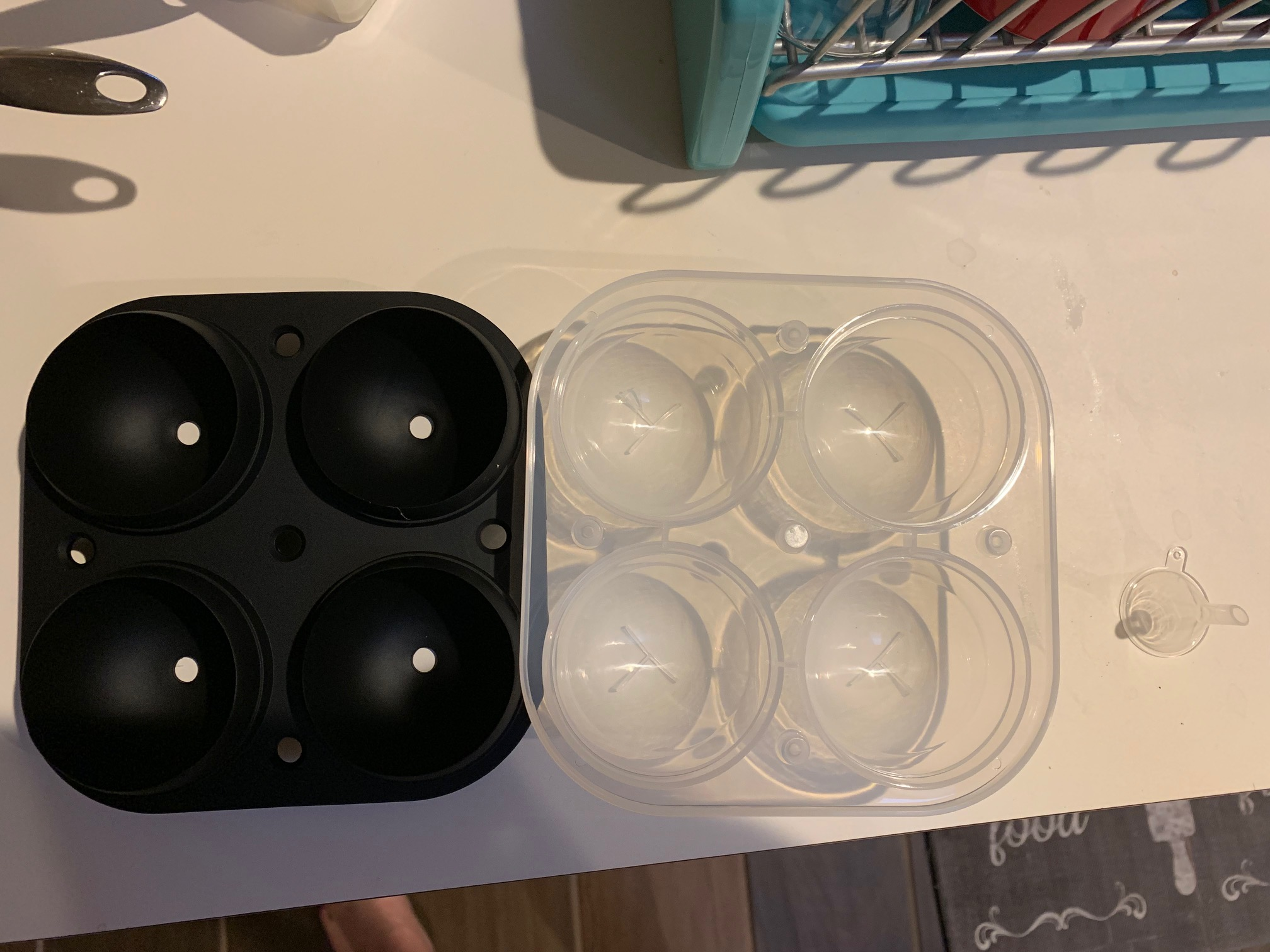 Ice Sphere Tray