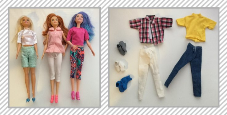 awesome accessories for fashion dolls