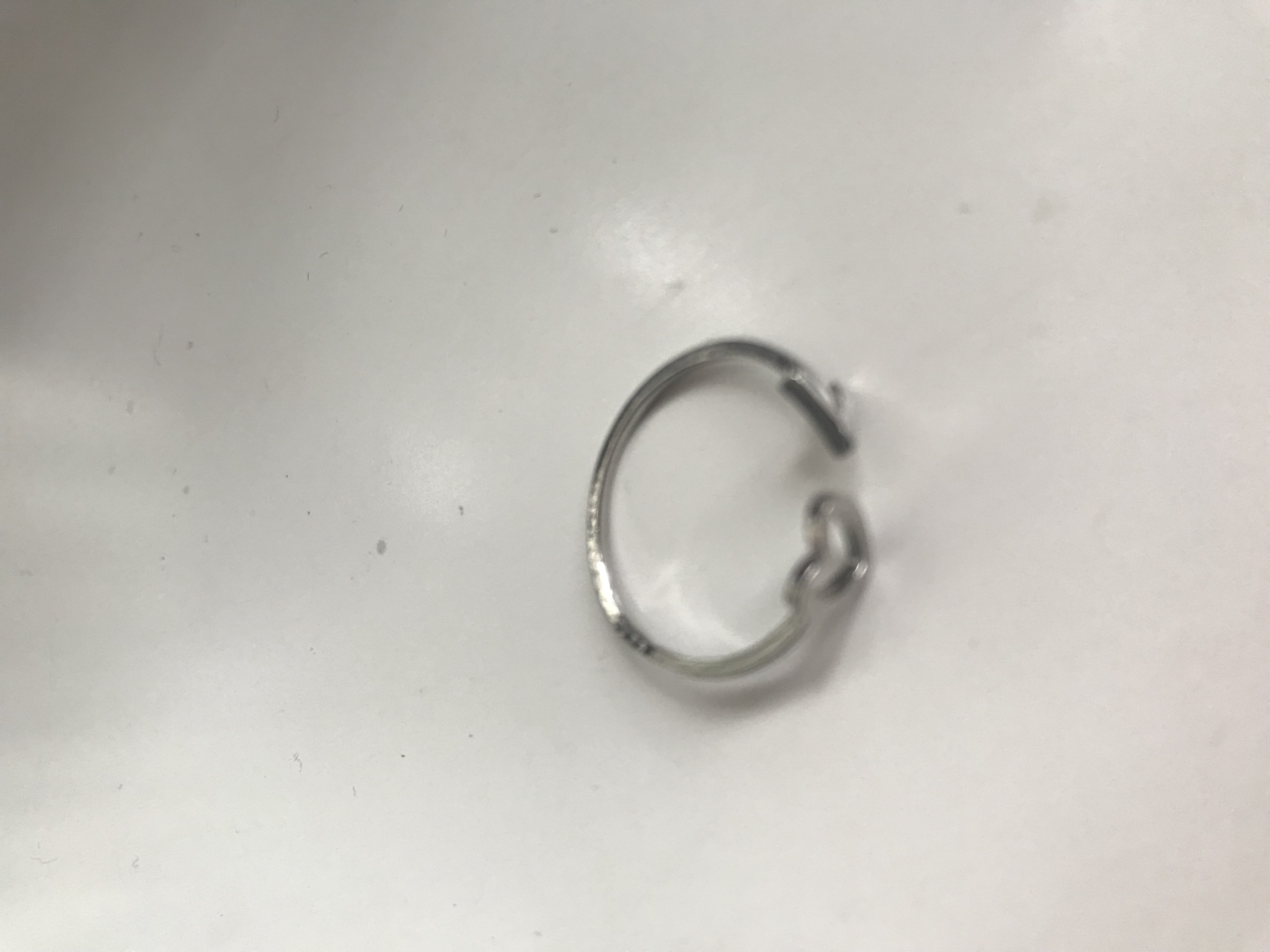 Love this ring so small and dainty l, nice gift for someone