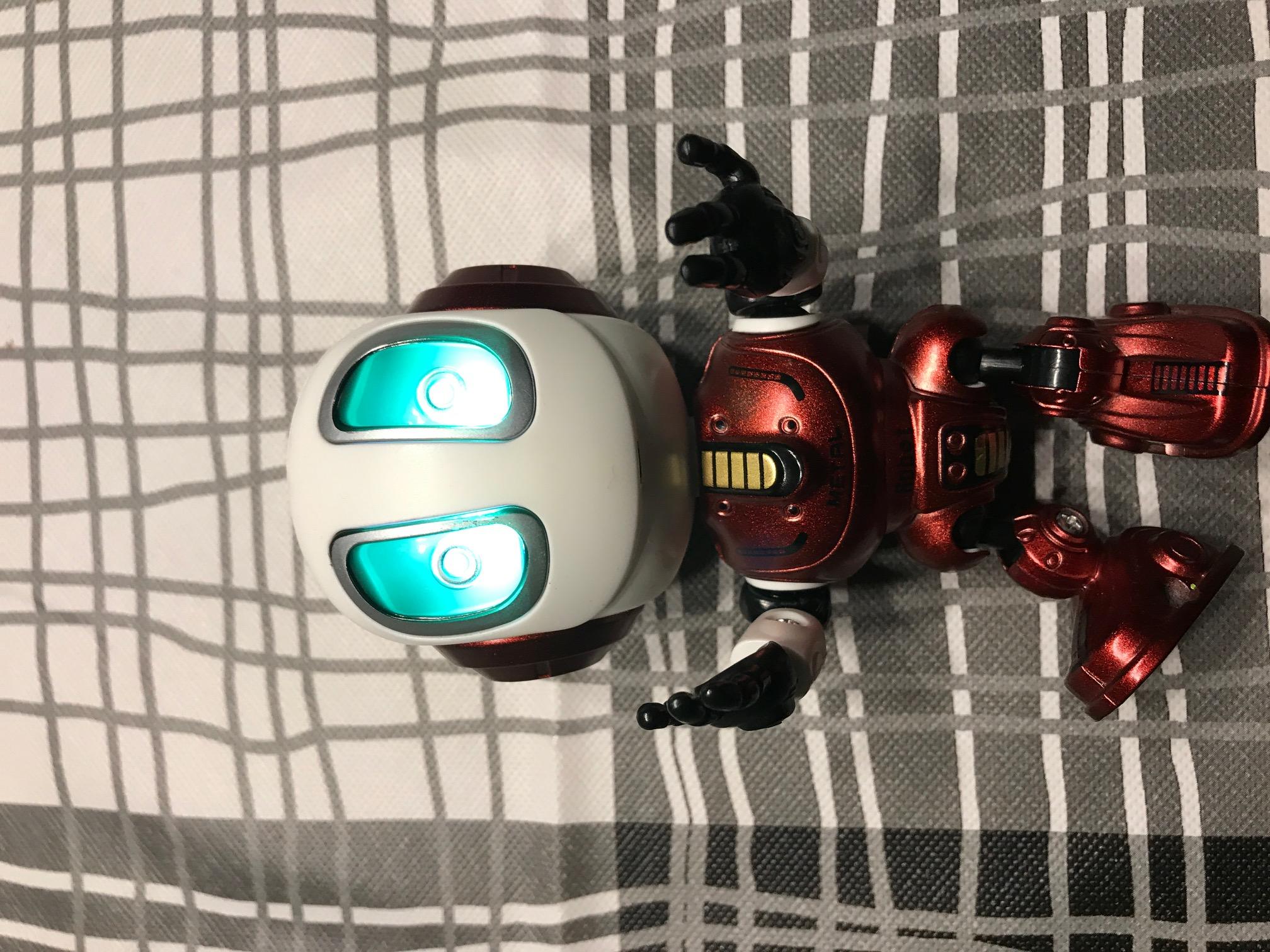 Lustiger kleiner Roboter
