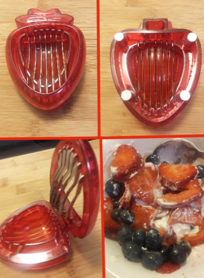Mini Strawberry Slicer