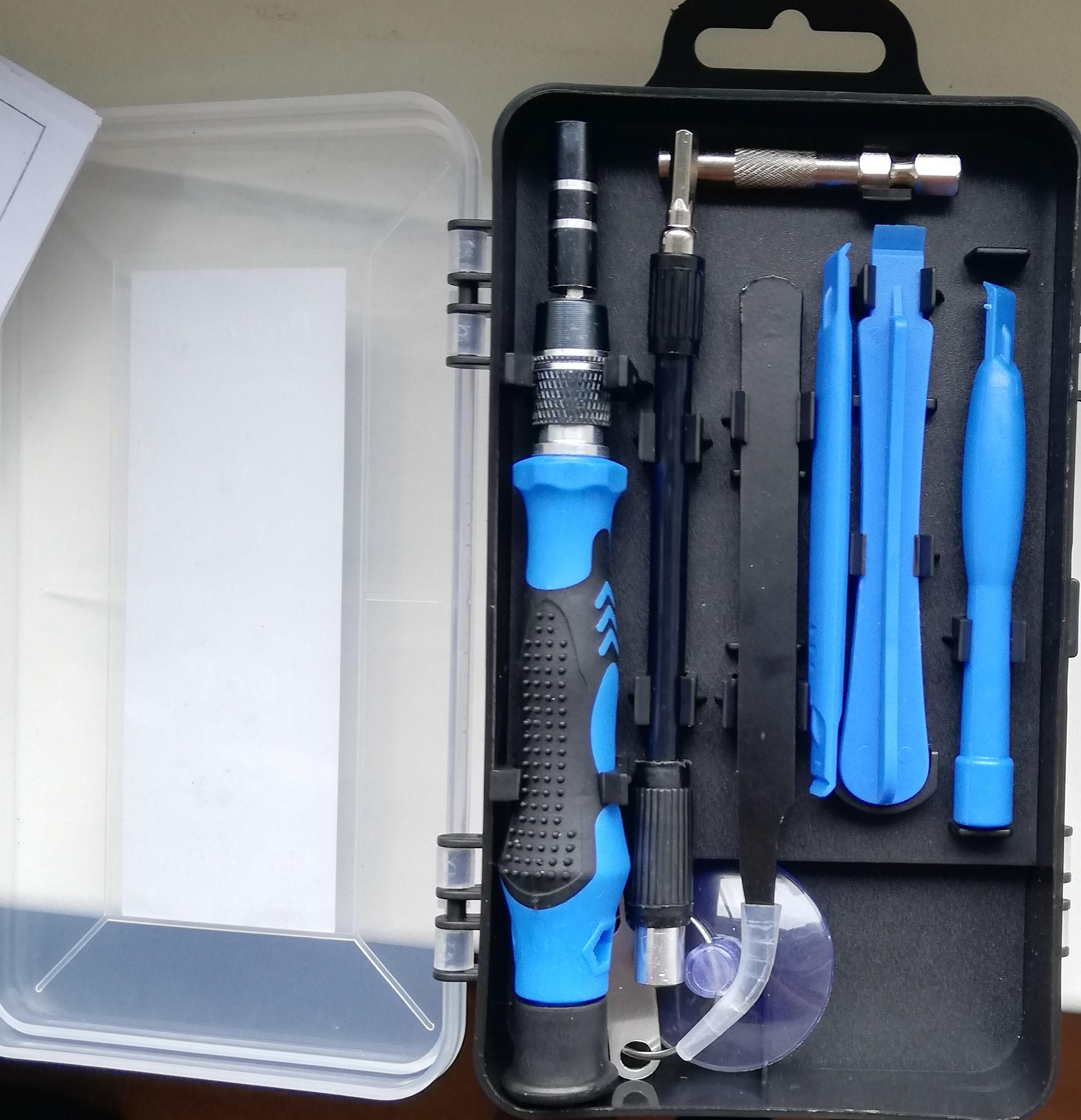 Verschiedene Tools!