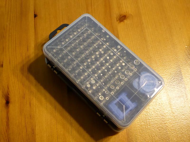 Ideal zur Reparatur von Smartphone und co!