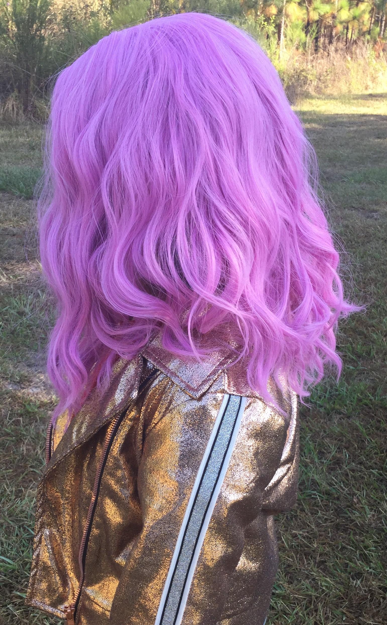 very pretty wig