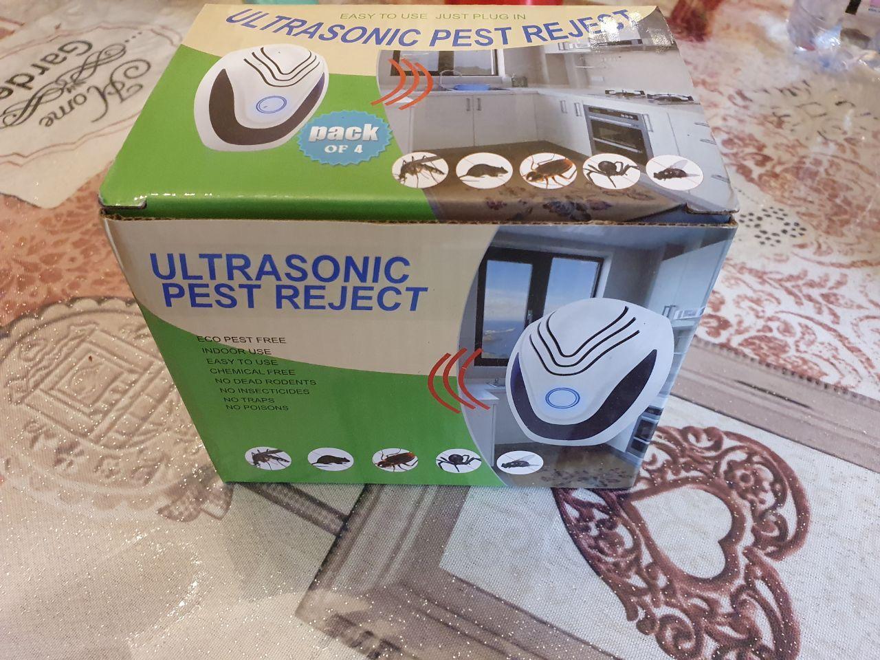 Ottimo Repellente per insetti.