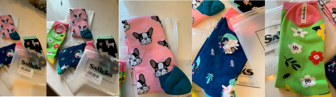 crazy funny socks for all my daughters