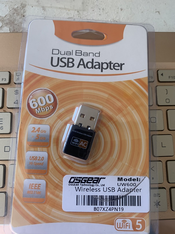 USB WIFI Dongle, connect that computer without network cables