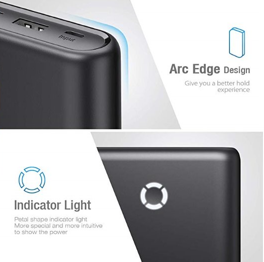 Power Saver: Huge Capacity 15000 mAh