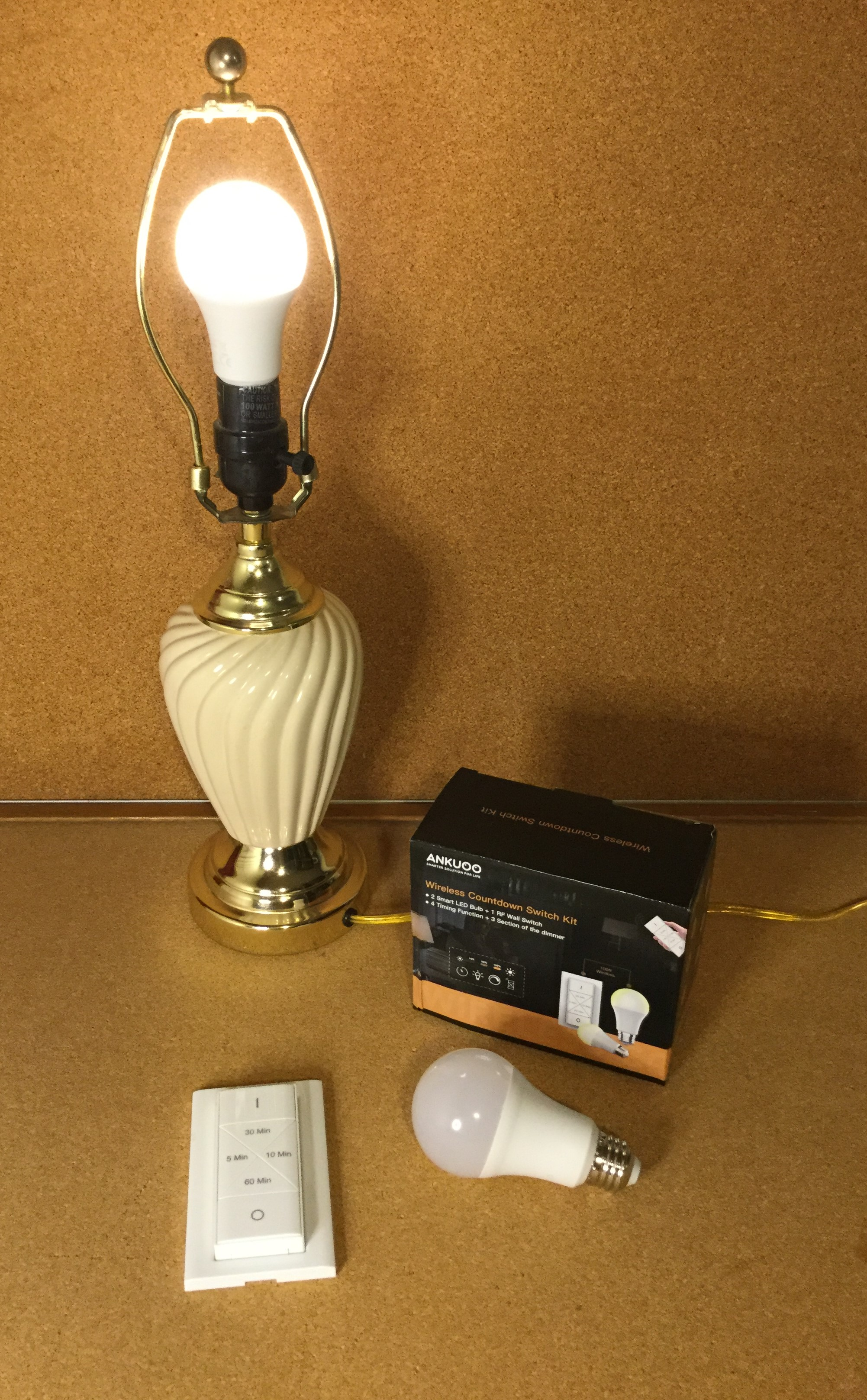 dimmable lights without the expensive wiring