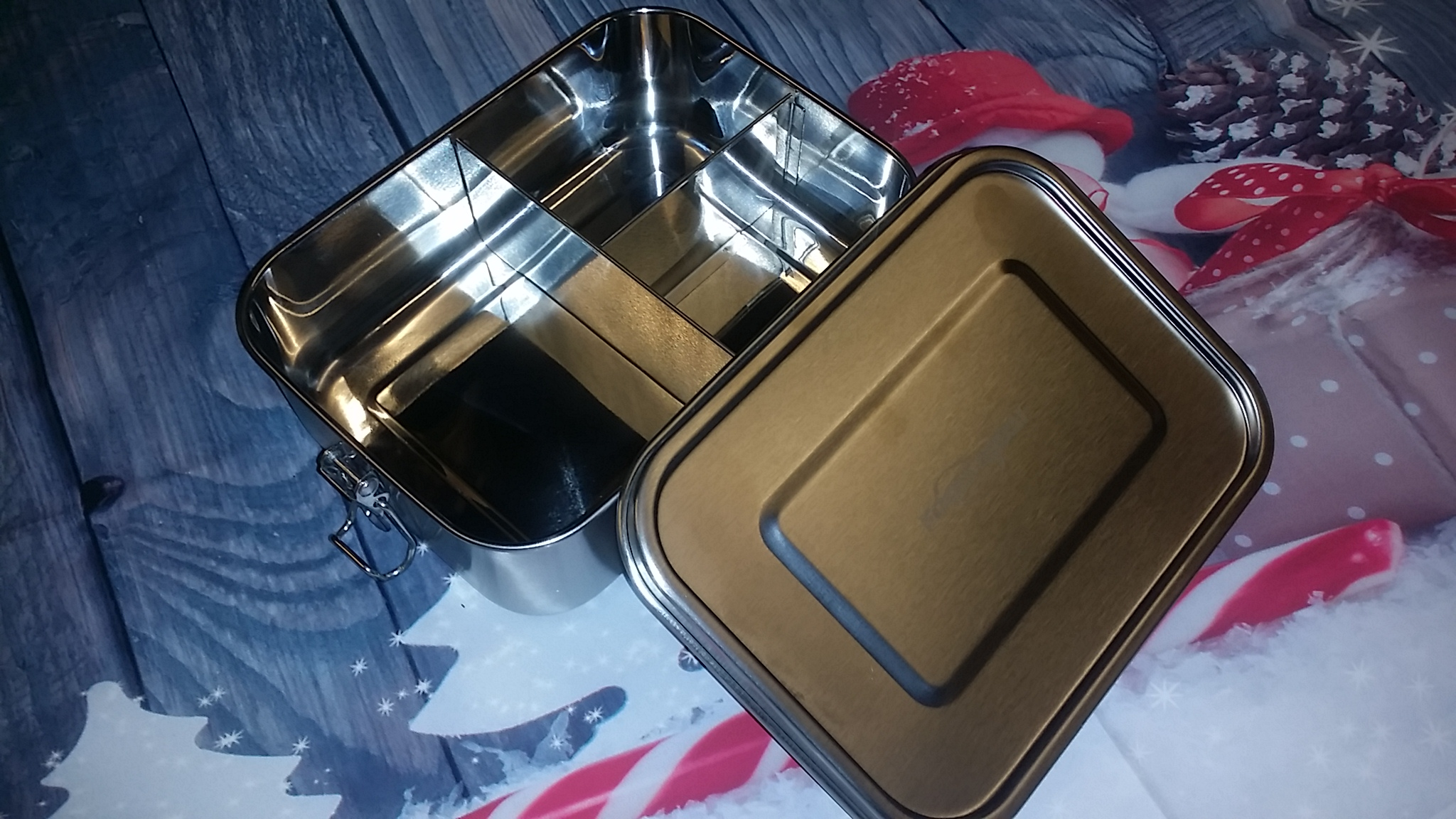 Sehr schöne Lunchbox