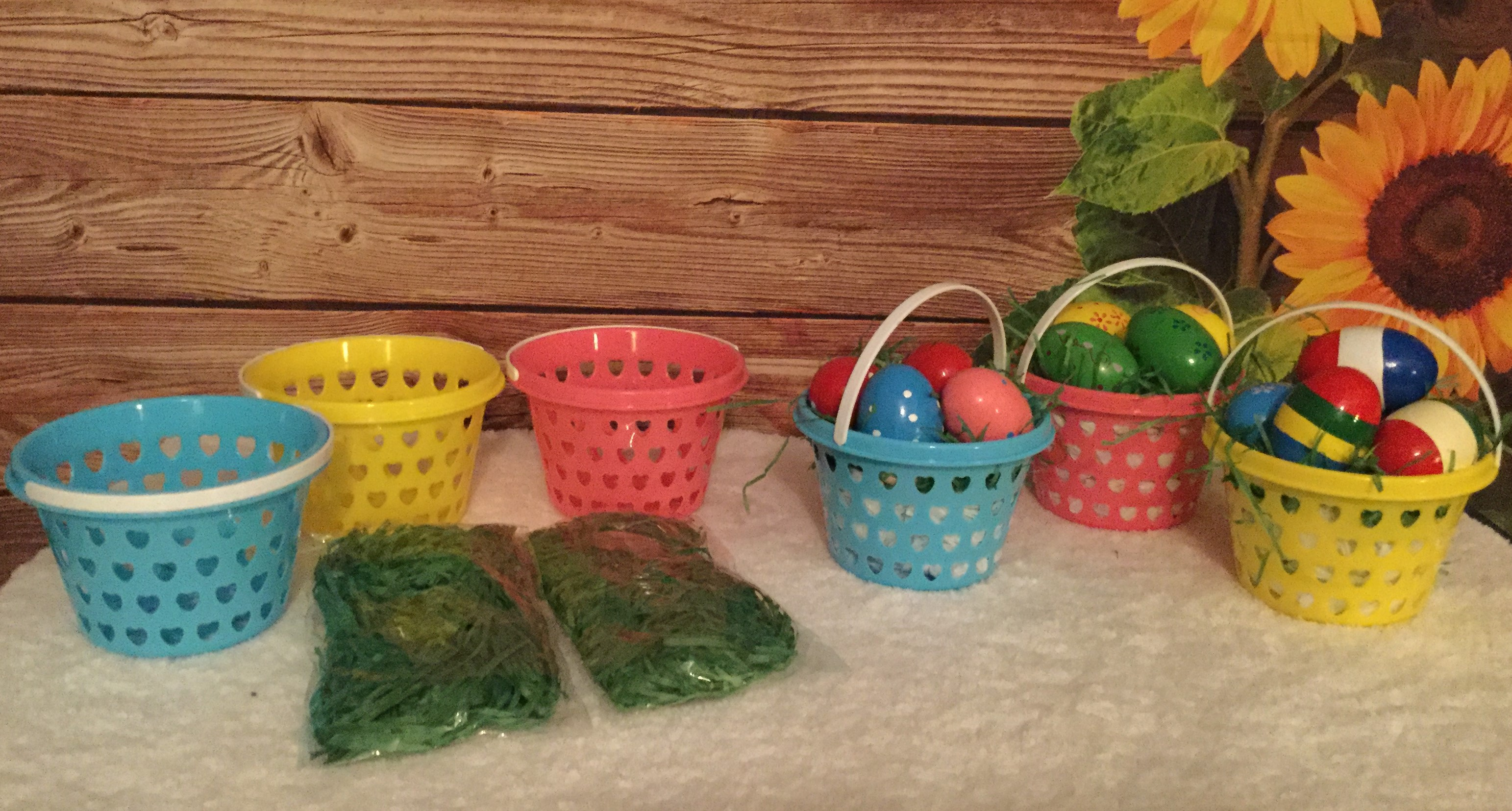 cute little baskets