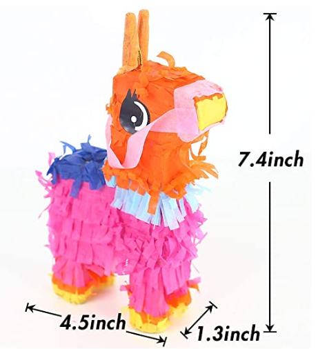 Mini Donkey Pinatas