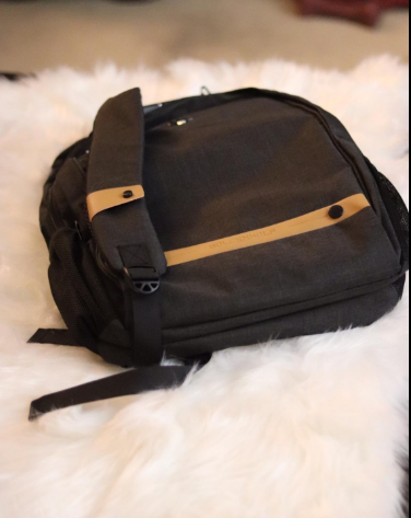 Backpack with Lock Anti Theft