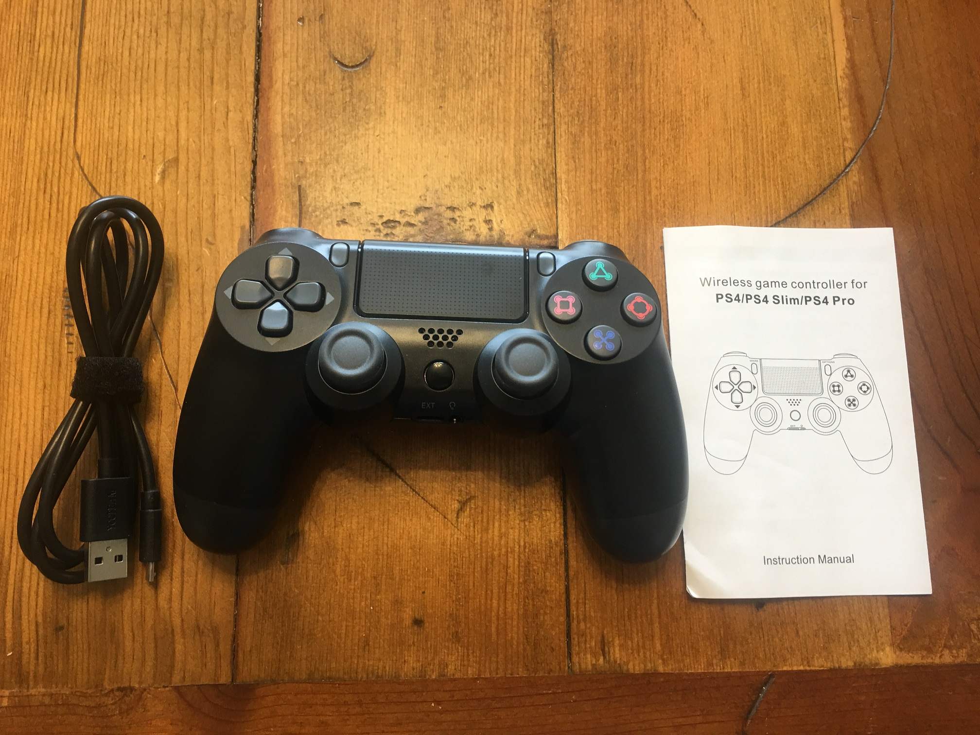 YCCTEAM replacement Controller for PS4