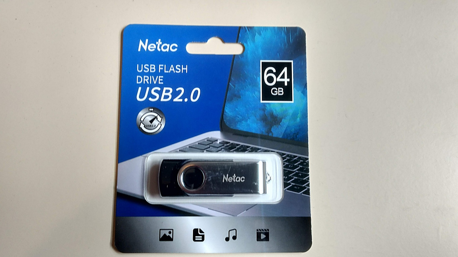 A  64GB Flash Drive At A Very Good Price