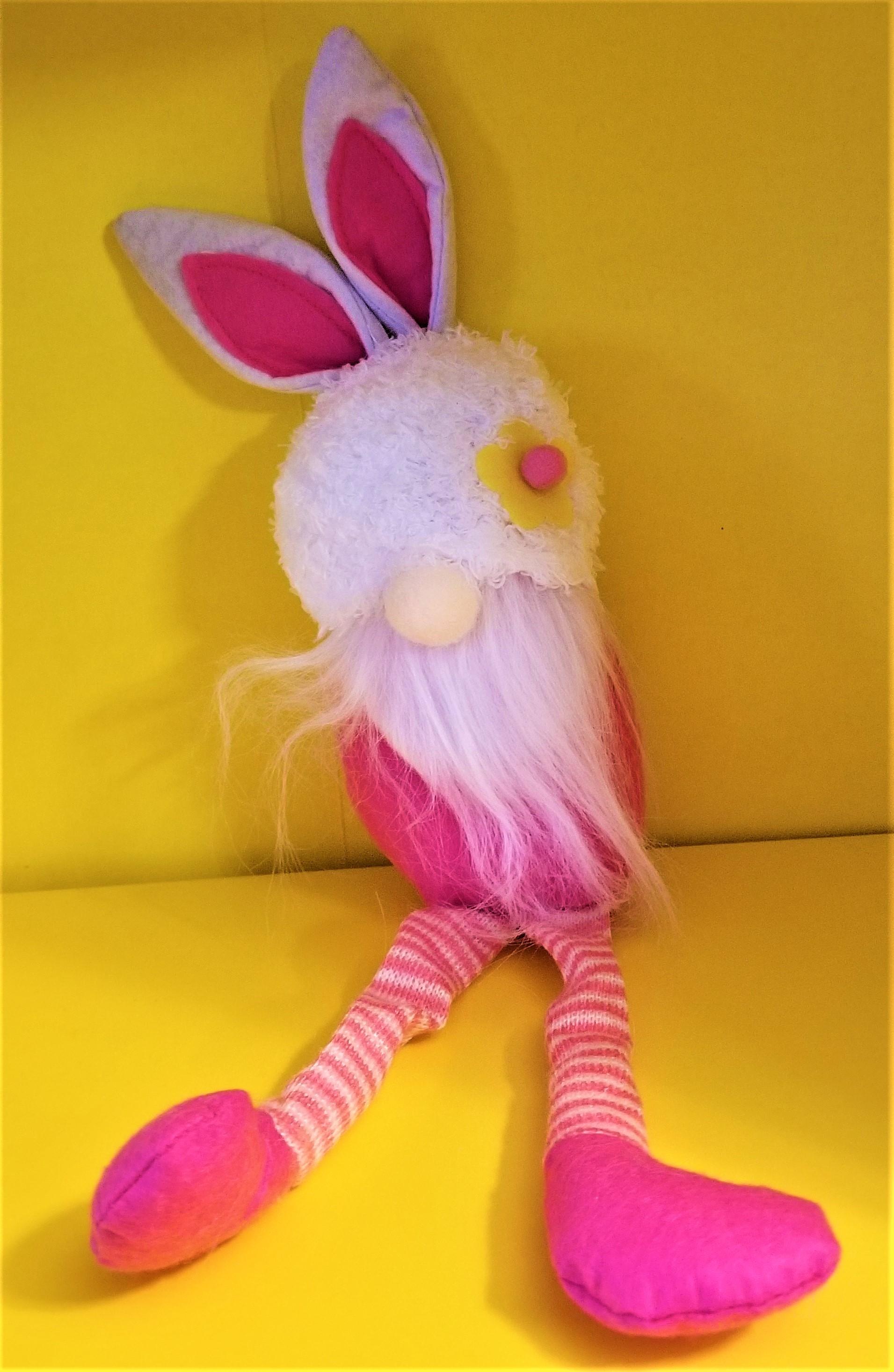Handmade Scandinavian Bunny Gnome