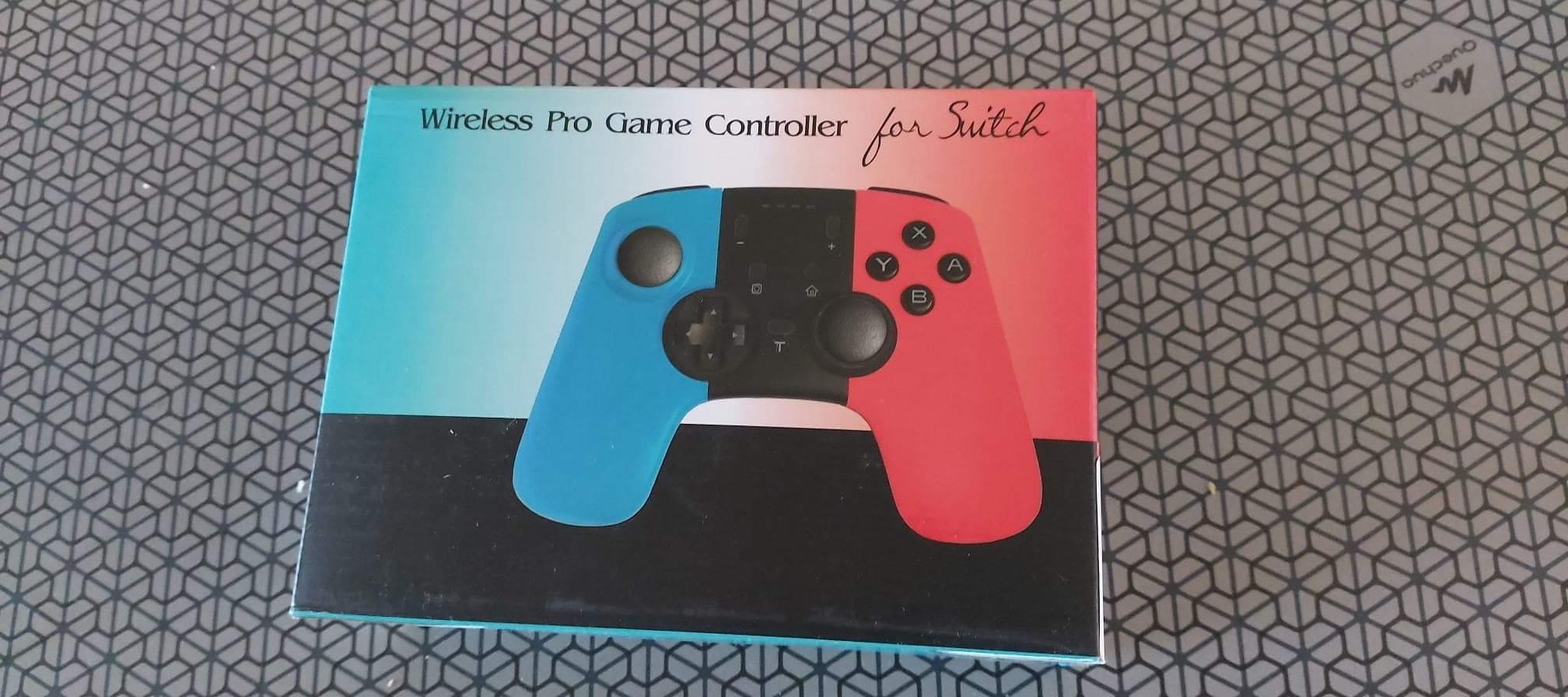 Controller nintendo switch