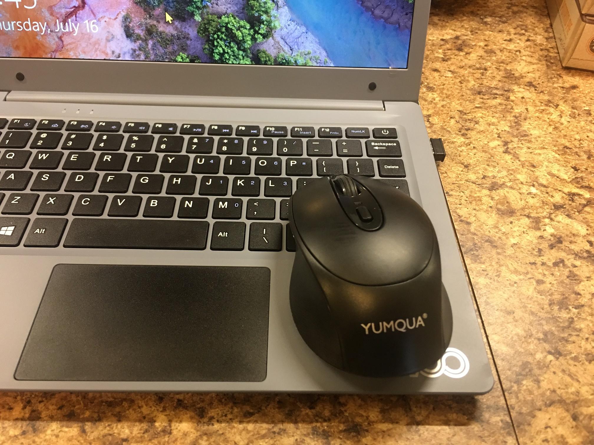 Great wireless mouse YUMQUA